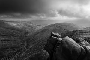 Crowden Tower – Kinder Scout
