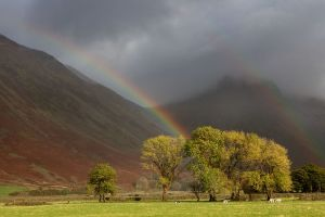 Wasdale Head Rainbow