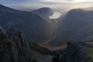 waster Water From Great Gable