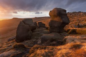 The Wool Packs, Kinder Scout