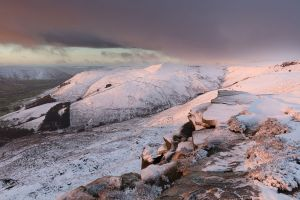 Kinder Scout Sunrise