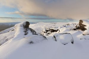 Upper Tor, Kinder Scout