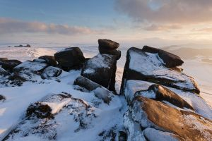 White Tor, Derwent Edge