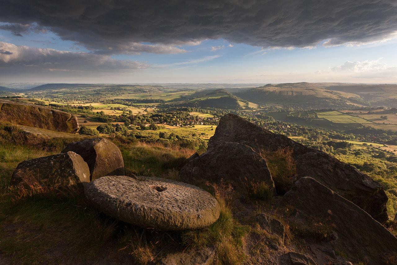 Paul Newcombe Photography Peak District Dark