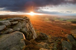 Moment of Light at High Neb