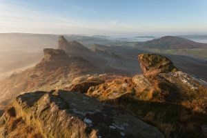 Ramshaw Rocks Sunrise