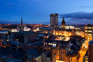 Sheffield Cityscape
